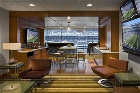 awesome stadium luxury boxes oddee