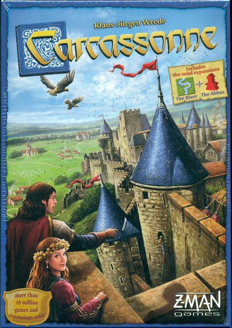carcassonne gioco da tavolo la recensione gioco da tavolo carcassonne tdg