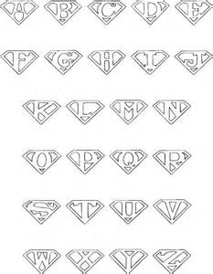 superman alphabet template colorbook superman alphabet summer reading 2015