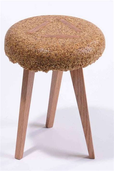 Can Tums Make Your Stool by Sawdust Seats Yoav Avinoam S Shavings Stool Makes Use