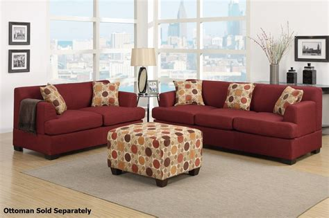 montreal fabric sofa and loveseat set a sofa