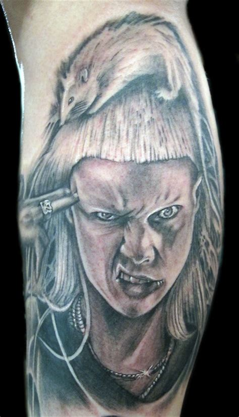 die antwoord tattoos 17 best images about yolandi ooh la la on