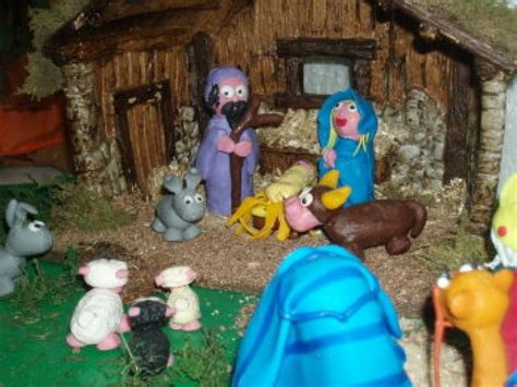 imagenes del nacimiento de jesus reciclado ideas para el nacimiento de navidad manualidades