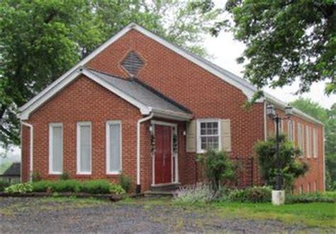 Stephens City Post Office by Stephens City Mennonite Church Stephens City Virginia