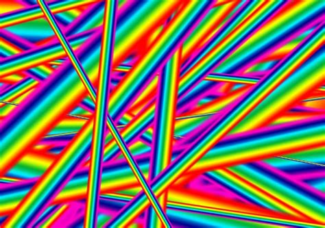 wallpaper garish rainbow bars directions free backgrounds and textures