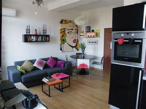 modern 1 bedroom apartments jaures contemporary 1 bedroom apartment with balcony 810368