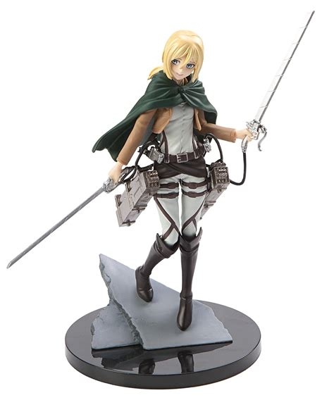 the figure the best attack on titan figures on anime