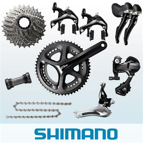 shimano 105 group set 5800 shimano 105 5800 11 speed groupset black merlin cycles