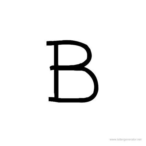 College Letter Generator alphabet gallery free printable alphabets