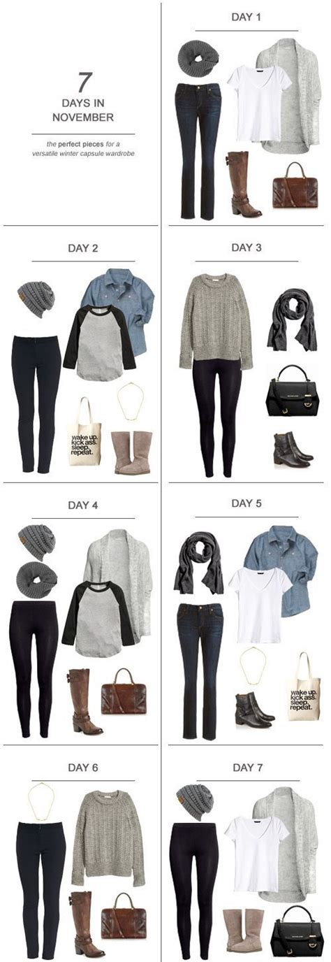 perfect capsule wardrobe the 25 best one suitcase packing ideas on pinterest