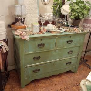 shabby chic chest of drawers primitive shabby chic green blue antique chest of drawers