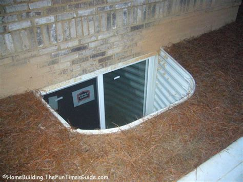 your egress codes before finishing your basement