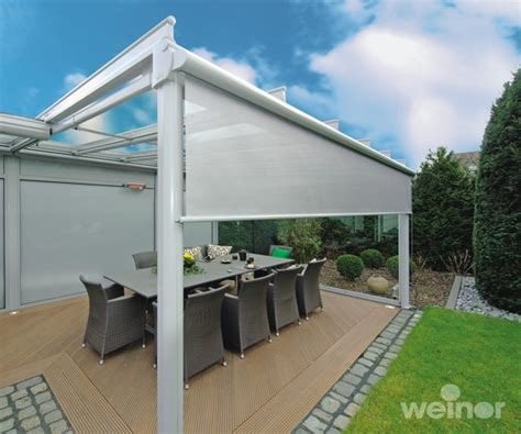 vertical awnings weinor patio awnings photo gallery from samson awnings