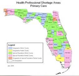 hpsa map fl northeast florida ahec