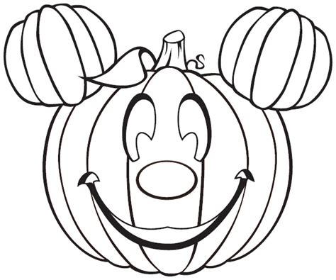 mickey mouse coloring pages for halloween free disney halloween coloring pages lovebugs and postcards