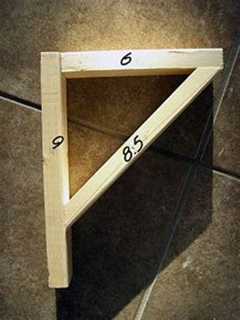 Make Shelf Brackets by How To Build Garage Storage Shelves On The Cheap Garage