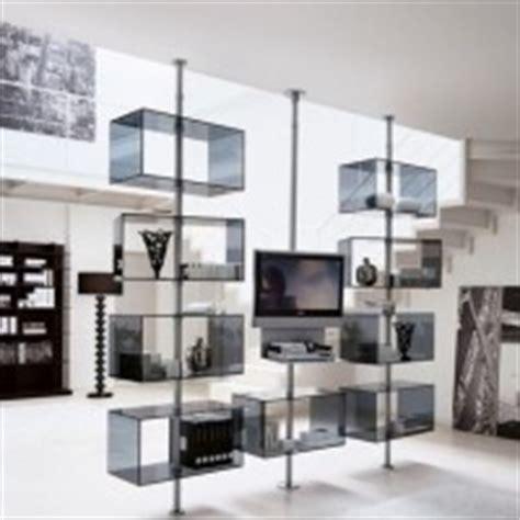 librerie divisorie soggiorno dividere cucina e soggiorno idee