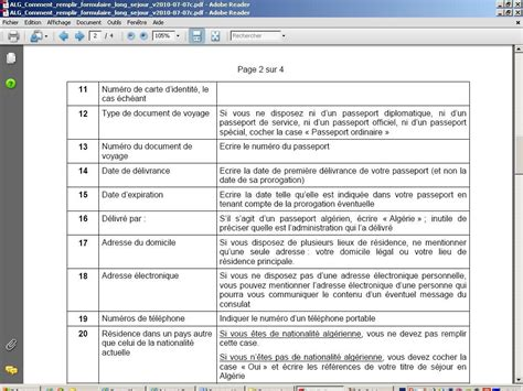 Lettre Explicative Visa De Retour Rtf Lettre Explicative Cus