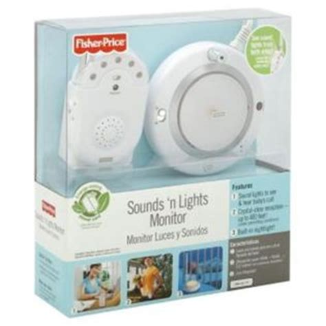 fisher price lights and sounds monitor fisher price single sound n lights monitor