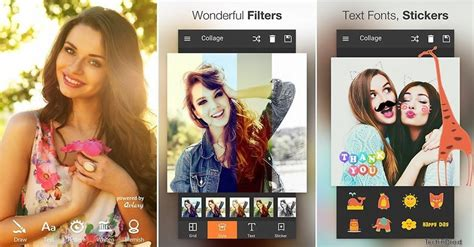 best pic editor android top 10 best photo editor apps for android 2017 free
