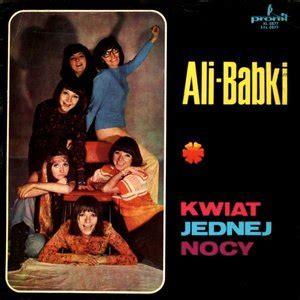alibabki kwiat jednej nocy alibabki stats and photos last fm