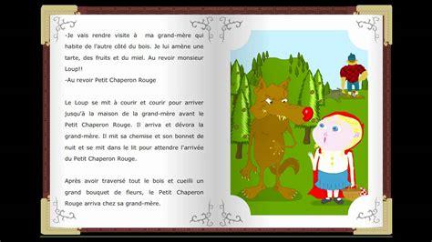 En Français by Le Petit Chaperon Des Classiques Histoires Courtes
