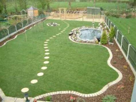 Large Garden Design Ideas   The Interior Design