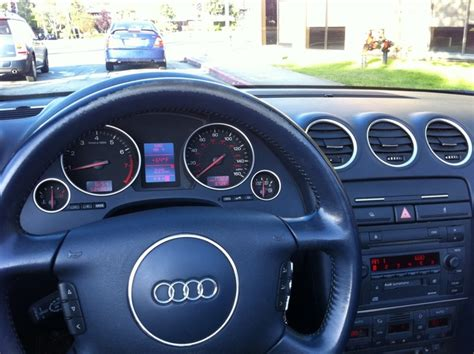 2003 Audi A4 1 8 T Interior by 2003 Audi A4 Interior Pictures Cargurus