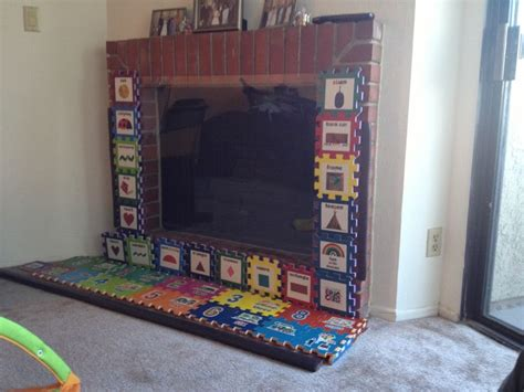 Fireplace Baby Proof by Baby Proof Fireplace 100 Diy