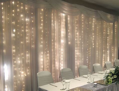 Others: Chic Backdrop For Wedding Reception Decorations