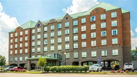 Comfort Inn Newport News by Comfort Suites Newport Launches Major Upgrade Cincinnati