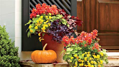 southern living fall decor vibrant fall colors fall decorating ideas southern living