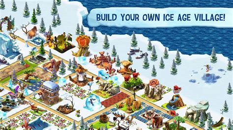 download game android ice age village mod ice age village apk v3 5 5a mod money for android