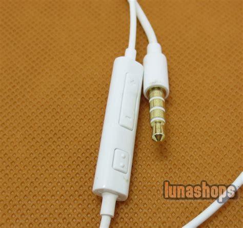 samsung headphone mic repair usd 10 00 repair updated cable with mic volume remote for samsung diy earphone headset etc