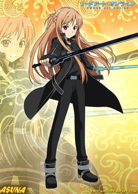 Dakimakura Guling Side Sword Asuna Kirito asuna kirito s jacket by twcfree on deviantart