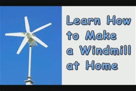 how to make a windmill at home by sahil tarfe alchetron