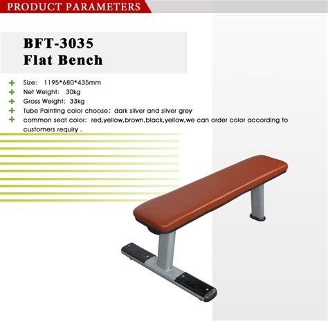used flat bench bft 3035 flat bench price bft fitness equipment