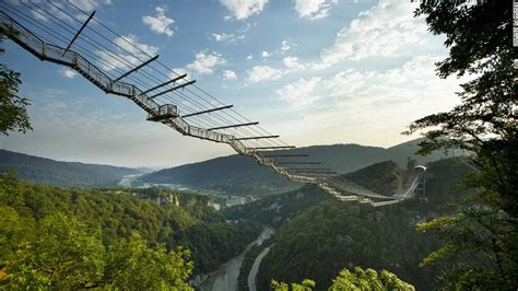 highest swing in the world 13 of the world s most spectacular footbridges cnn com