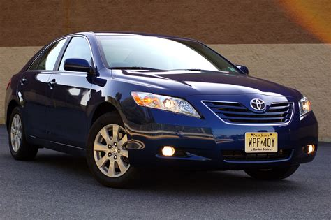 2009 Toyota Camry Recalls Review 2009 Toyota Camry Xle Photo Gallery Autoblog