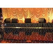 Led Dance Floors White Starlit Disco Floor  Walkway
