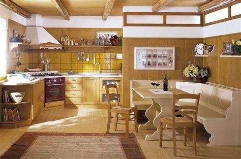 cucina sala pranzo arredo tirolese foto design mag