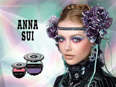 Maskara Sui sui makeup ad this one was one of my favorites