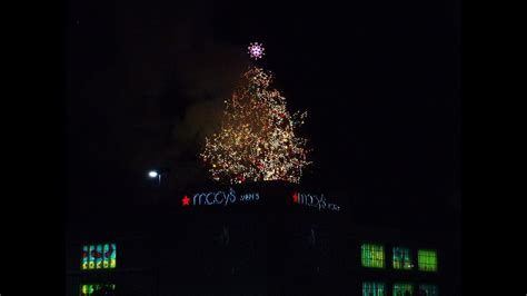 Macy S Lighting by Free Things To Do This Weekend Macy S Tree Lighting