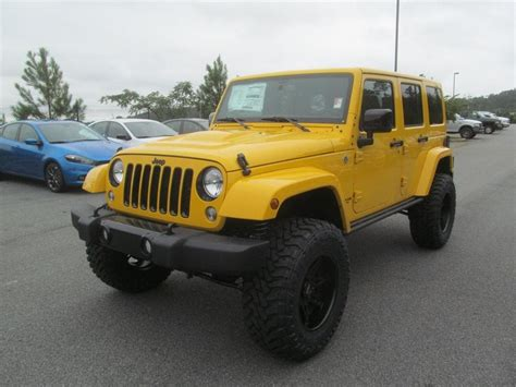 yellow jeep 4 door 100 jeep unlimited custom stormtrooper jeep
