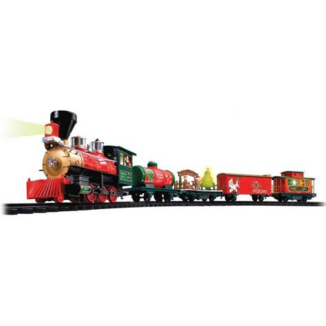north pole express christmas train set 2014 eztec 37297 pole express new in sealed box ebay