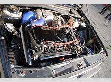 Auto VW Golf 2 VR6 Turbo 4-Motion - pagenstecher.de ... Garrett Turbolader