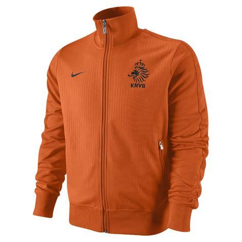 Jeket Gunung Murah Kualitas Bagus Harga Miring toko jersey terlengkap di indonesia jaket belanda 2012 orange