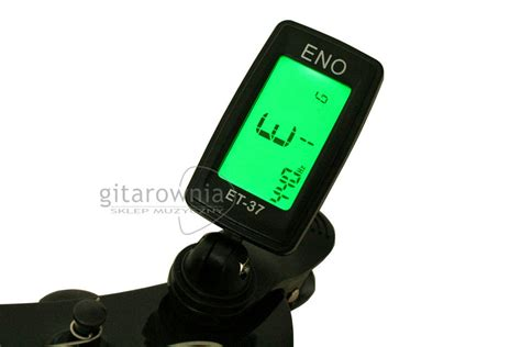 Clip Tuner Eno Et 37 1 eno et37 et 37 et 37 mini clip stroik tuner chromatyczny