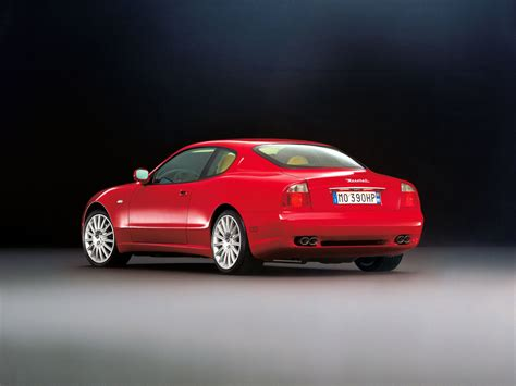 Maserati Of America by Maserati Coupe America 2002 04