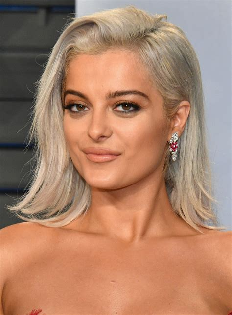 the beauty queen flip hairstyle blast from the past bebe rexha flip newest looks stylebistro